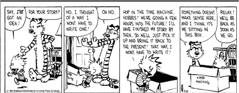 Hobbes comic pdf strips calvin and