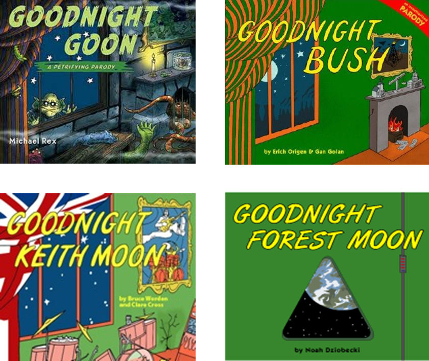 Goodnight Moon � and Beyond   On the Way to Somewhere Else