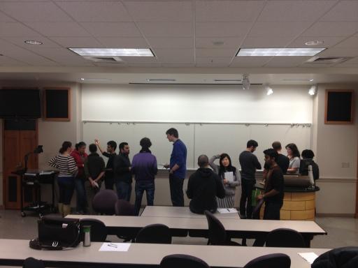 Designing a Venture Class