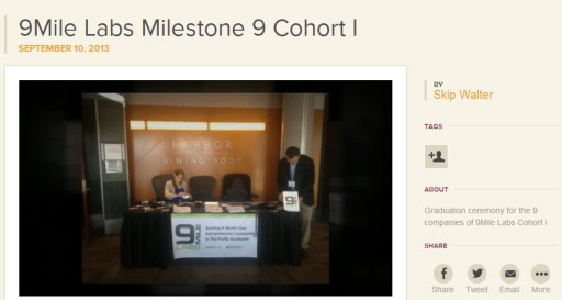 9Mile Labs Milestone 9 Video