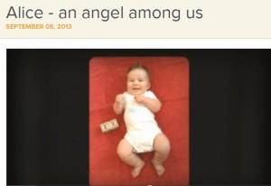 Alice - an angel among us