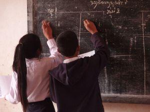 blackboard system