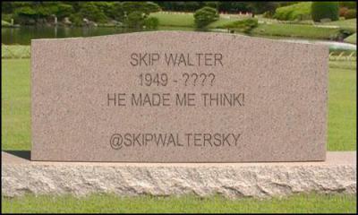 skip walter tombstone