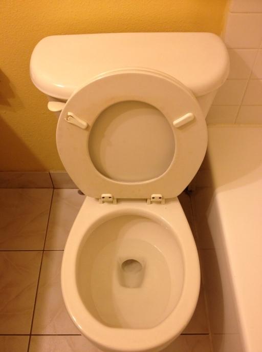 toilet UX