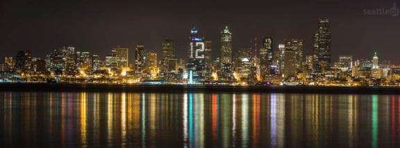 Seattle 12 skyline