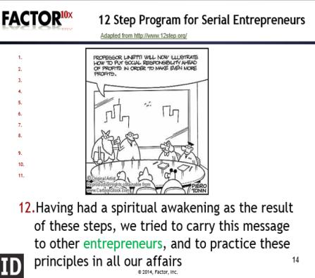 step 12 EA