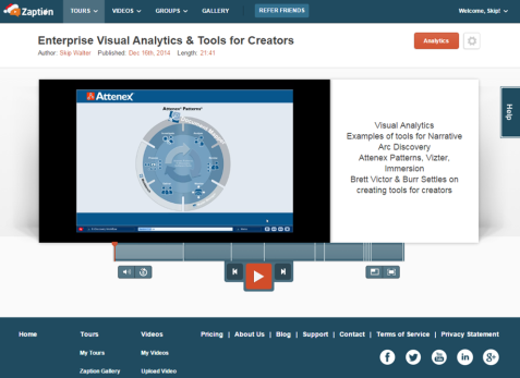 Enterprise Visual Analytics
