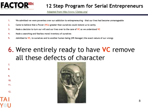 12 steps 6