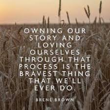 brene brown owning our story