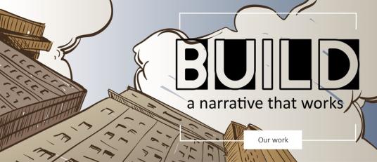 build a narrative